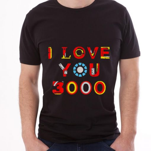 Great I Love You 3000 Dad armour iron man style Shirt 3 1 510x510 - Great I Love You 3000 Dad armour iron man style Shirt