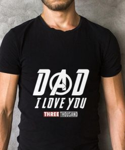 Hot Dad i love you three thousand Marvel Avengers Endgame shirt 2 247x296 - Hot Dad i love you three thousand Marvel Avengers Endgame shirt
