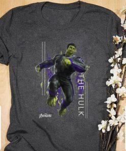 Hot Marvel Avengers Endgame Hulk action pose shirt 1 1 247x296 - Hot Marvel Avengers Endgame Hulk action pose shirt