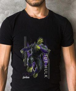 Hot Marvel Avengers Endgame Hulk action pose shirt 2 1 247x296 - Hot Marvel Avengers Endgame Hulk action pose shirt