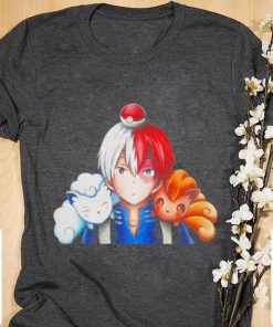 Hot Shoto Todoroki Pokemon My hero academia Alolan Vulpix shirt 1 1 247x296 - Hot Shoto Todoroki & Pokemon My hero academia Alolan Vulpix shirt