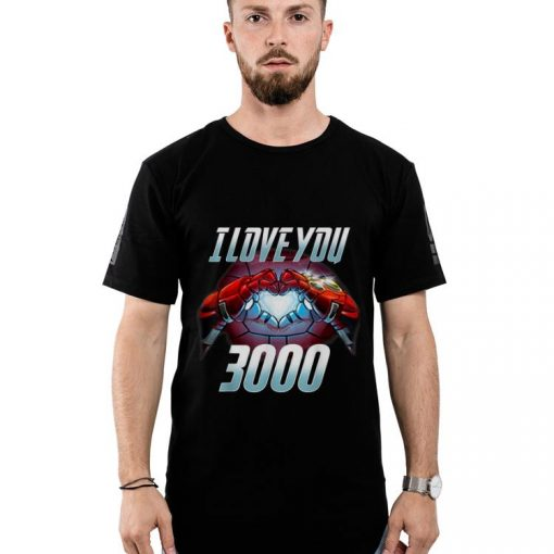 I Love You 3000 Iron man Arc Reactor shirt 2 1 510x510 - I Love You 3000 Iron man Arc Reactor shirt