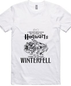 I never received my letter to Hogwarts so i m going to defend Winterfell shirt 1 1 247x296 - I never received my letter to Hogwarts so i'm going to defend Winterfell shirt