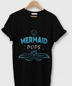 Mermaid Birthday Party Grandpa Pops Fathers Day shirt 1 1 247x296 - Mermaid Birthday Party Grandpa Pops Fathers Day shirt