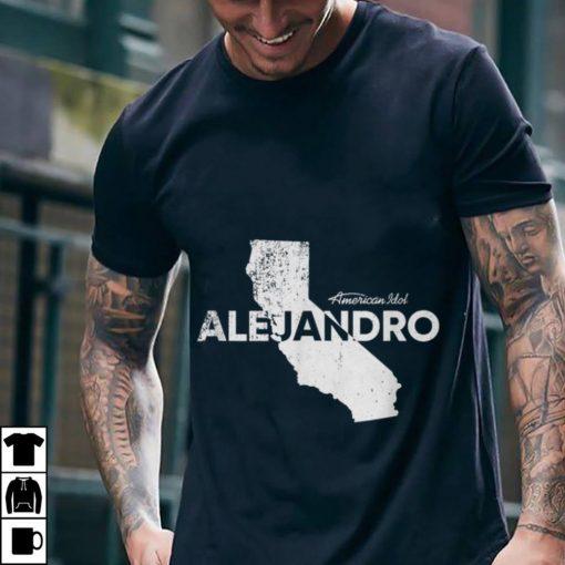 Nice Alejandro California American Idol shirt 2 1 510x510 - Nice Alejandro California American Idol shirt