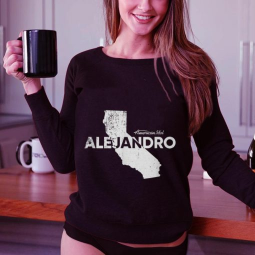Nice Alejandro California American Idol shirt 3 1 510x510 - Nice Alejandro California American Idol shirt