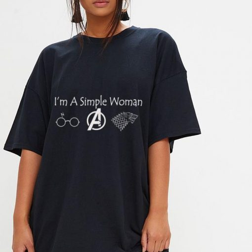 Nice I m A Simple Woman Wolf Mother Day shirt 3 1 510x510 - Nice I'm A Simple Woman Wolf Mother Day shirt