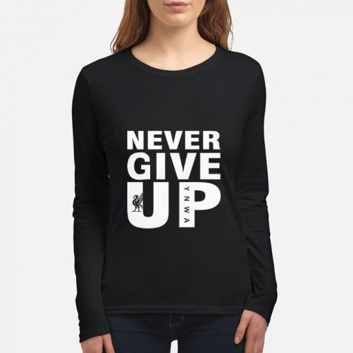 Nice Mohamed Salah Never give up shirt 3 1 510x510 - Nice Mohamed Salah Never give up shirt