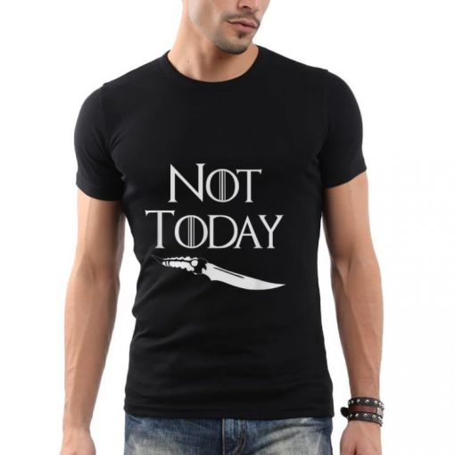 Not Today GOT Game Of Throne Catspaw Blade shirt 2 1 510x510 - Not Today GOT Game Of Throne Catspaw Blade shirt