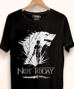 Not today Arya Stark GOT shirt 1 1 247x296 - Hot trending Not today Arya Stark GOT shirt
