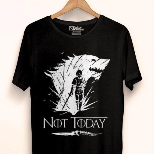 Not today Arya Stark GOT shirt 1 1 510x510 - Hot trending Not today Arya Stark GOT shirt