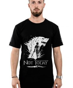 Not today Arya Stark GOT shirt 2 1 247x296 - Hot trending Not today Arya Stark GOT shirt