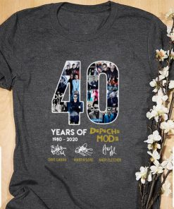 Official 40 years of 1980 2020 Depeche Mode signatures shirt 1 2 1 247x296 - Official 40 years of 1980-2020 Depeche Mode signatures shirt