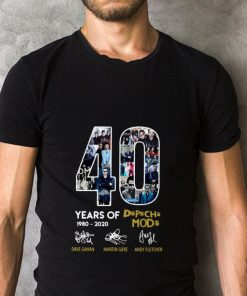 Official 40 years of 1980 2020 Depeche Mode signatures shirt 2 2 1 247x296 - Official 40 years of 1980-2020 Depeche Mode signatures shirt
