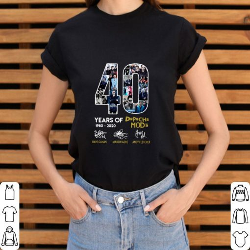 Official 40 years of 1980 2020 Depeche Mode signatures shirt 3 2 1 510x510 - Official 40 years of 1980-2020 Depeche Mode signatures shirt