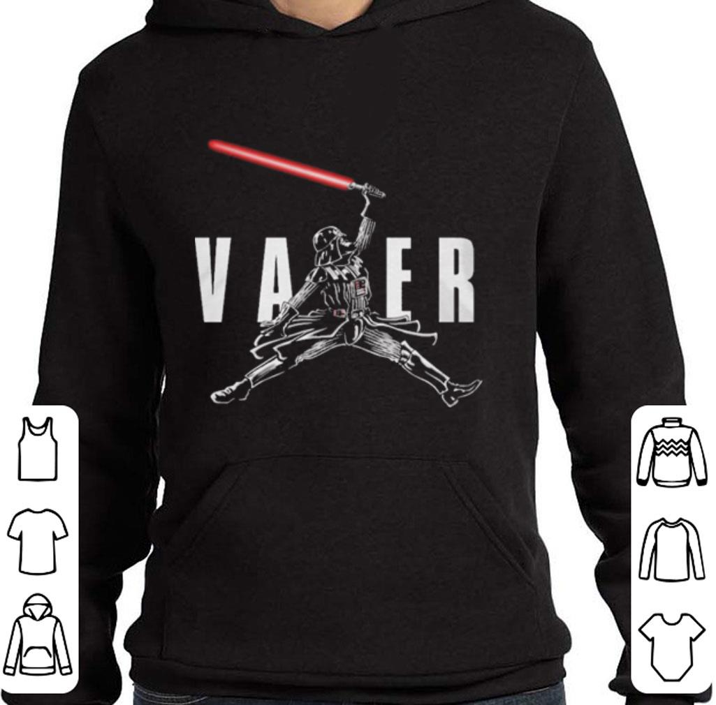 Official Air Vader Jumpman Darth Vader Star War shirt