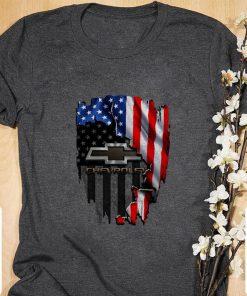 Official America flag Chevrolet shirt 1 1 247x296 - Official America flag Chevrolet shirt
