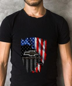 Official America flag Chevrolet shirt 2 1 247x296 - Official America flag Chevrolet shirt