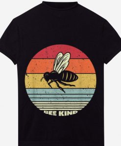 Official Bee kind Sunset Retro Shirt 1 1 247x296 - Official Bee kind Sunset Retro Shirt
