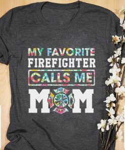 Official Flowers My favorite Firefighter calls me mom shirt 1 1 247x296 - Official Flowers My favorite Firefighter calls me mom shirt