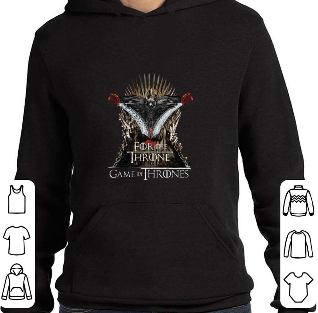 Official For the Throne Game Of Thrones shirt