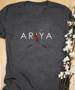 Official Game Of Thrones Arya Stark Jumpman shirt 1 1 1 247x296 - Official Game Of Thrones Arya Stark Jumpman shirt