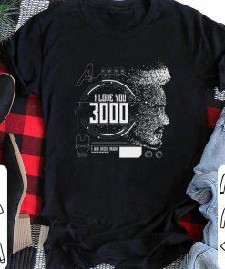 Official I love you 3000 I am Iron man Marvel shirt 2 1 247x296 - Official I love you 3000 I am Iron man Marvel shirt