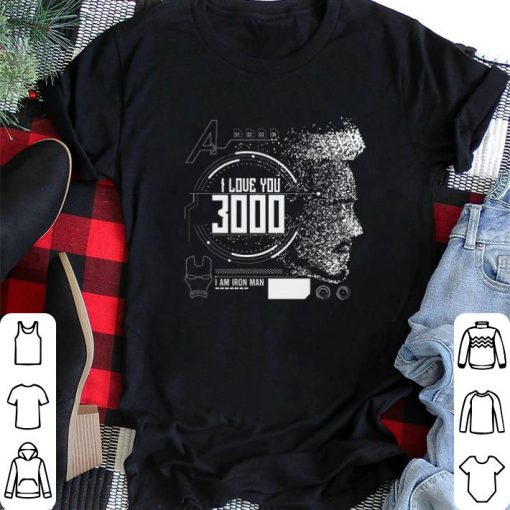 Official I love you 3000 I am Iron man Marvel shirt 2 1 510x510 - Official I love you 3000 I am Iron man Marvel shirt