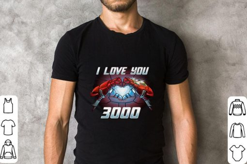 Official Iron Man I Love You 3000 shirt 2 1 510x340 - Official Iron Man I Love You 3000 shirt