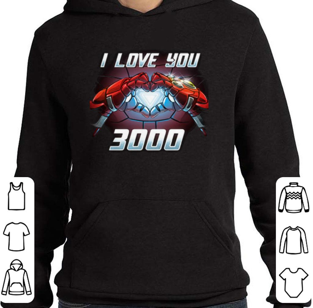 Official Iron Man I Love You 3000 shirt