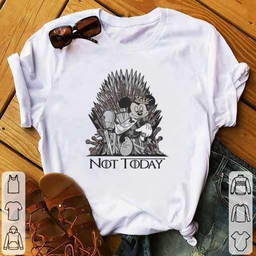 Official Mickey mouse King Not Today Game of Thrones shirt 1 1 510x510 - Official Mickey mouse King Not Today Game of Thrones shirt