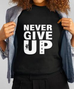Official Mohamed Salah Never give up FC Liverpool shirt 1 3 1 247x296 - Official Mohamed Salah Never give up FC Liverpool shirt