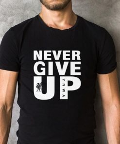 Official Mohamed Salah Never give up FC Liverpool shirt 2 1 247x296 - Official Mohamed Salah Never give up FC Liverpool shirt