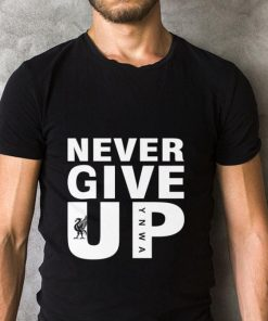 Official Mohamed Salah Never give up FC Liverpool shirt 2 2 1 247x296 - Official Mohamed Salah Never give up FC Liverpool shirt