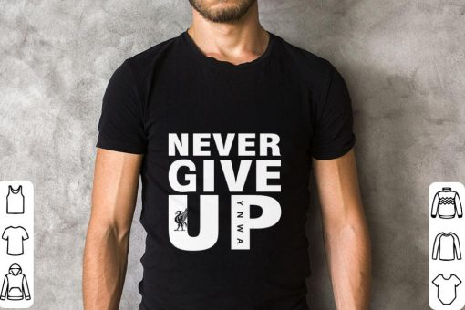 Official Mohamed Salah Never give up FC Liverpool shirt 2 2 1 510x340 - Official Mohamed Salah Never give up FC Liverpool shirt