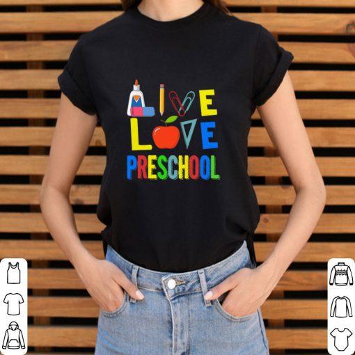Official Teacher Apple Live love preschool shirt 3 1 510x510 - Official Teacher Apple Live love preschool shirt