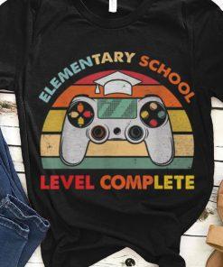 Original Elementary School Level Complete Graduation Of 2019 Shirt 1 1 247x296 - Original Elementary School Level Complete Graduation Of 2019 Shirt