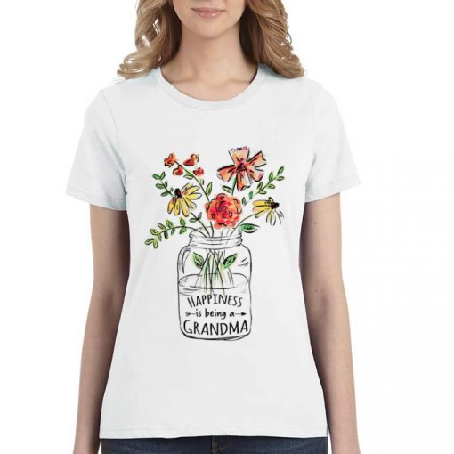 Original Happiness is being a Grandma Life Flower Art Mother day shirt 3 1 510x510 - Original Happiness is being a Grandma Life Flower Art Mother day shirt
