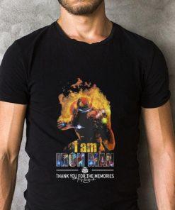 Original I Am Iron Man Thank You For The Memories Avengers Endgame shirt 2 2 247x296 - Original  I Am Iron Man Thank You For The Memories Avengers Endgame shirt