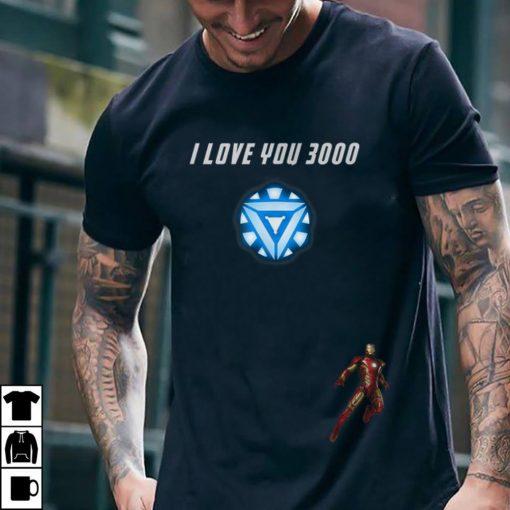 Original I Love You 3000 Iron man Arc reactor End game shirt 2 1 510x510 - Original I Love You 3000 Iron man Arc reactor End game shirt