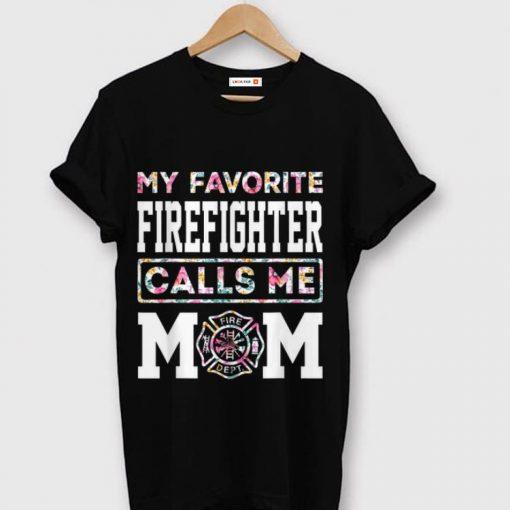 Original My Favorite Firefighter Calls Me Mom Mothers Day shirt 1 1 510x510 - Original My Favorite Firefighter Calls Me Mom Mothers Day shirt