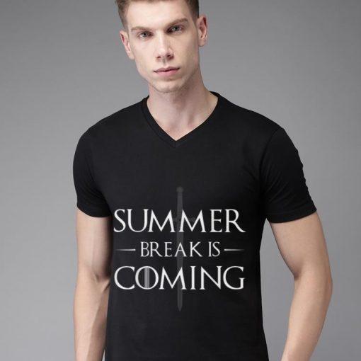 Original Summer Break is Coming Game Of Thrones Sword John Snow Shirt 2 1 510x510 - Original Summer Break is Coming Game Of Thrones Sword John Snow Shirt