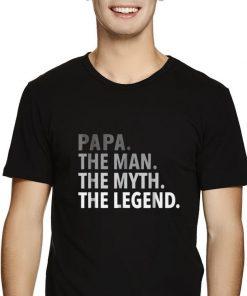 Original The Man The Myth The Legend Papa day Shirt 2 1 247x296 - Original The Man The Myth The Legend Papa day Shirt