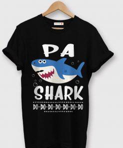 Pa Shark Doo Doo Doo Fathers Day For Husband shirt 1 1 247x296 - Pa Shark Doo Doo Doo Fathers Day For Husband shirt