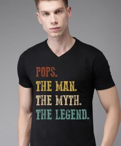 Pops The Man The Myth The Legend Father Day shirt 2 1 247x296 - Pops The Man The Myth The Legend Father Day shirt