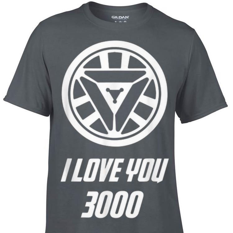 8cc9ab6c7 Premium Arc Reactor I Love You 3000 Daughter Iron man shirt 1 1 510x510 -  Premium
