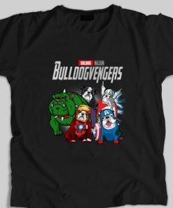 Premium Bulldog Bulldogvenger Marvel Avengers Endgame shirt 1 1 247x296 - Premium Bulldog Bulldogvenger Marvel Avengers Endgame shirt