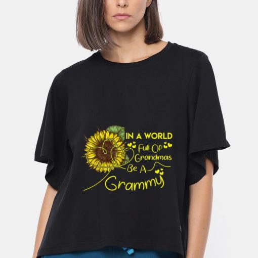 Premium In A World Full Of Grandmas Be A Grammy Sunflower Mother day Shirt 3 1 510x510 - Premium In A World Full Of Grandmas Be A Grammy Sunflower Mother day Shirt