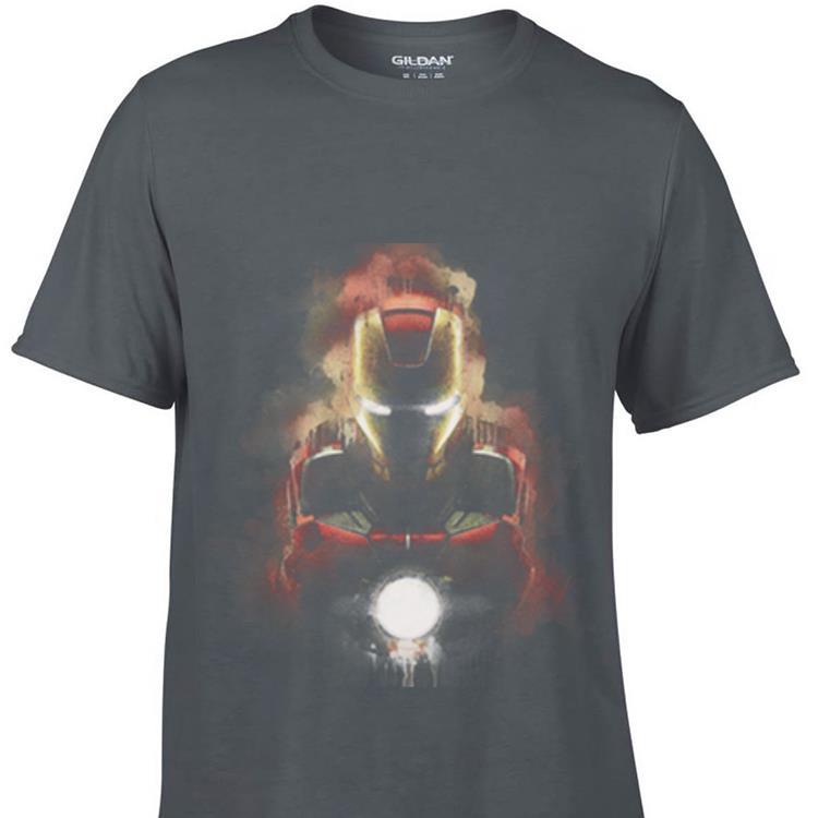 Premium Iron Man painting shirt