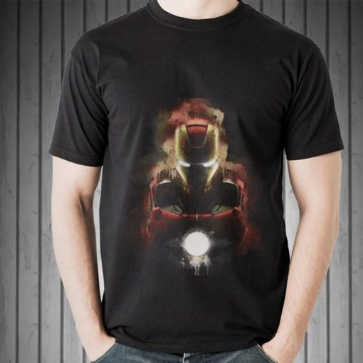 Premium Iron Man painting shirt 2 1 510x510 - Premium Iron Man painting shirt
